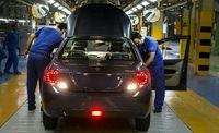 تکمیل ۶۴ هزار خودروی ناقص در ایران خودرو
