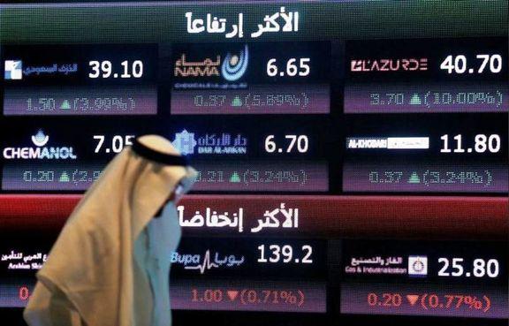ارزش سهام در بورس عربستان به شدت سقوط کرد