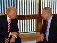 گفتگوی نتانیاهو با ترامپ درباره مقابله با ایران در سوریه