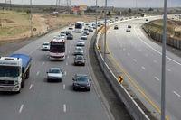 تردد در محورهای برون شهری ۳.۴درصد افزایش یافت