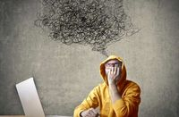 افکار منفی که به شما آسیب میزند!