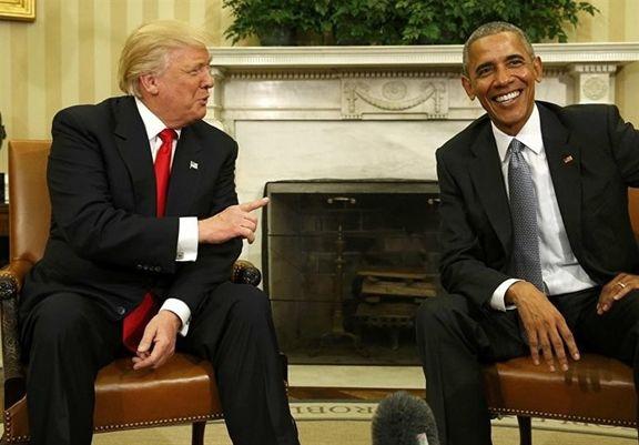 آوار «اوباما» و میراثهایش بر سر آمال «ترامپ»