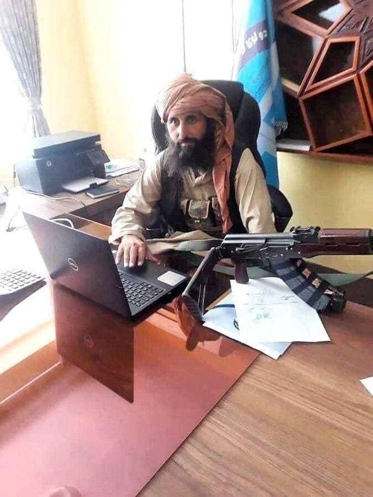 رییس جدید بانک مرکزی افغانستان + عکس