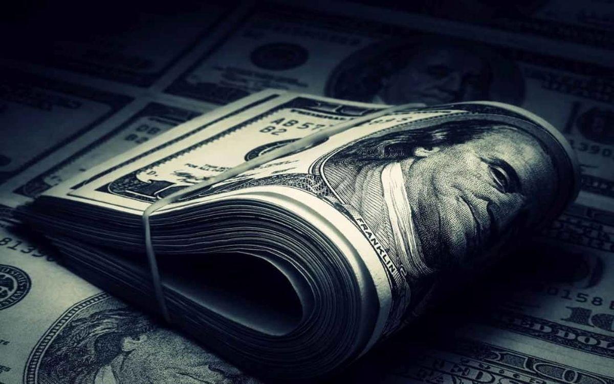 ارزش دلار بالا رفت