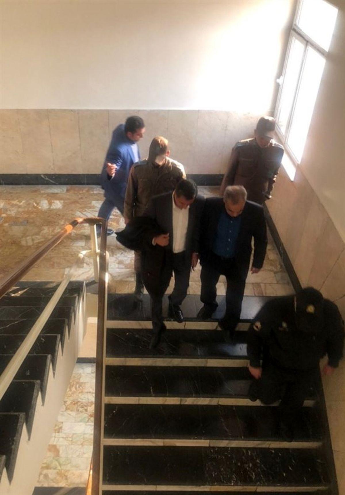 مدیرعامل سابق بانک ملت با حکم قاضی بازداشت شد