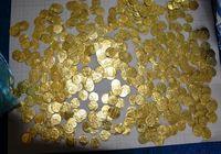 یک چهارم بهای ربع سکه حباب است
