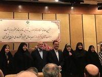 عکس یادگاری وزیر نفت با جمعی مدیران توانمند زن کشورما