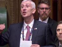 لیندسی هویل به ریاست مجلس عوام انگلیس منصوب شد