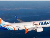 پروازهای دبی به دمشق از سر گرفته شد