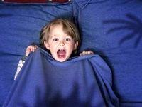 آیا کودک شما گرفتار وحشت شبانه خواب است؟