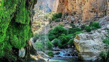 مکانی شگفت انگیز در استان فارس +عکس