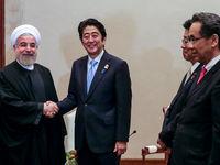 روحانی تولد امپراطور ژاپن را به «آبه» تبریک گفت