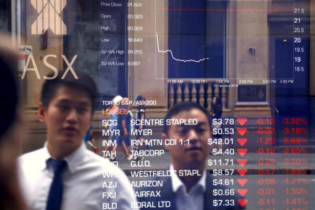 سهام آسیایی و اروپا در ابتدای معاملات امروز افت کرد
