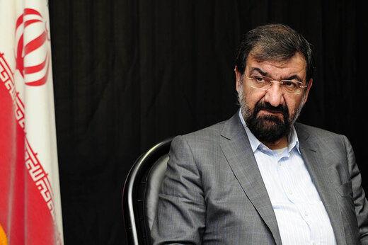 هشدار توییتری محسن رضایی به دولت ترامپ