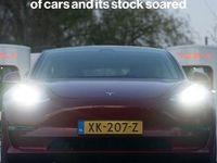 تسلا رکورد تعداد تحویل خودروهای خود را زد