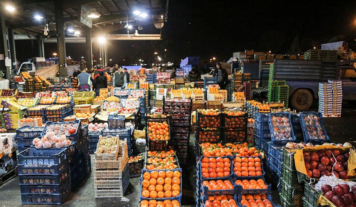 افزایش صادرات محصولات میوه و ترهبار در ۴ماهه نخست سال