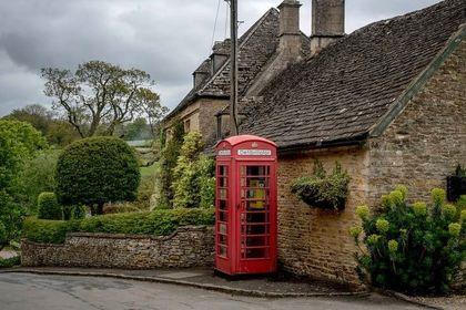 تلفنهای از رده خارج شده لندن +تصاویر