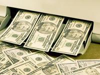 پیشروی دلار در روز نزولی یورو