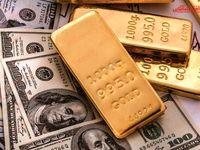 طلای جهانی بیش از ۸۱دلار ارزان شد