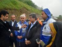 تهیه گزارش میدانی ریاست جمهوری از مناطق سیلزده