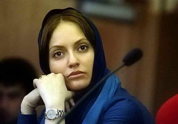 واکنش مهناز افشار به ماجرای گردنبند خبرساز +عکس