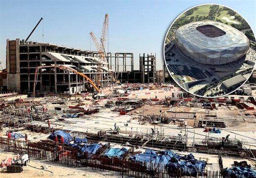 مرگ 4هزار کارگر تا آغاز جامجهانی قطر