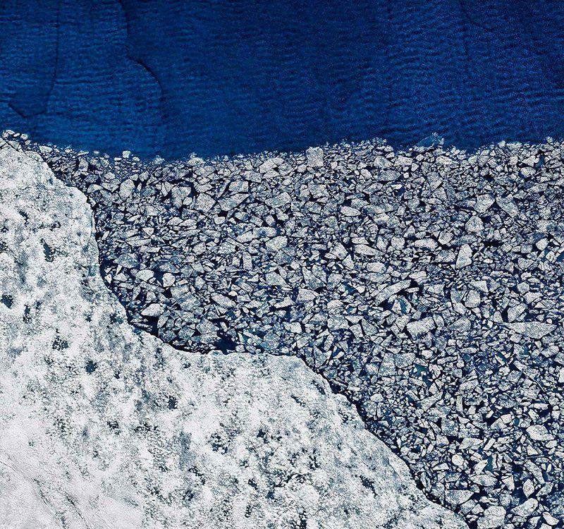 آب شدن یخهای قطبی