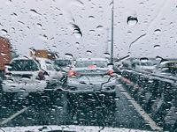 آغاز بارش باران در شمال غرب کشور و سواحل دریای خزر