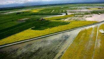 خسارت ۴۶۰۰میلیاردی سیل به بخش کشاورزی