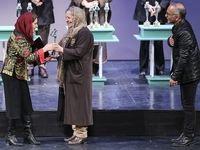 جایزه بیادعا برای فاطمه معتمدآریا +تصاویر
