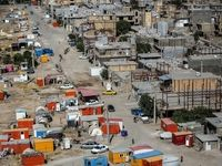 اسکان اضطراری 590 خانواده زلزلهزده