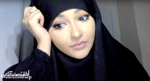 همکاری ملکه زیبایی انگلیس با داعش +عکس