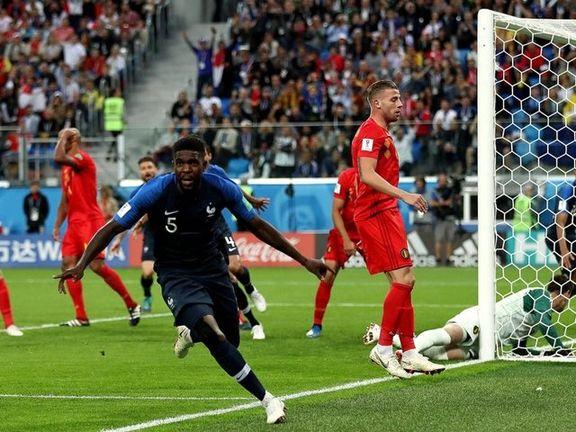 اولین فینالیست جام جهانی ٢٠١٨ مشخص شد
