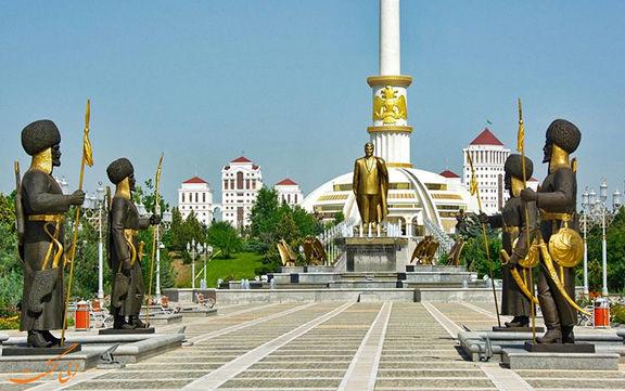 این ره که تو میروی به ترکمنستان است!