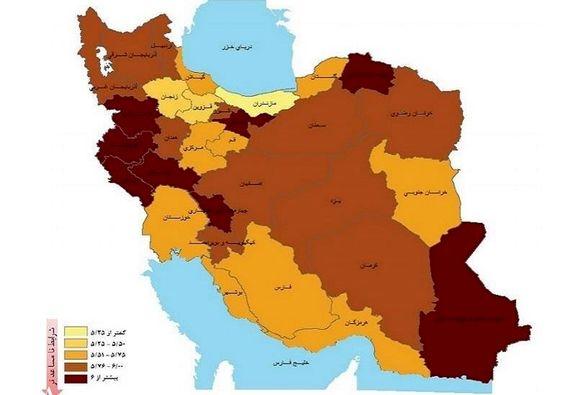بررسی نرخ بیکاری در کرمانشاه