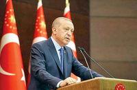 اردوغان بالاخره به بایدن تبریک گفت