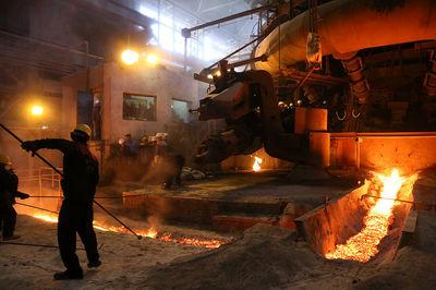 مرگ سومین کارگر مصدوم حادثه فولاد بویراحمد در شیراز