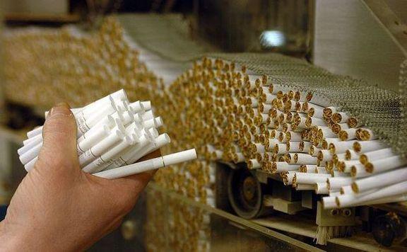 محکومیت ۱.۷میلیاردی قاچاقچی سیگار در البرز