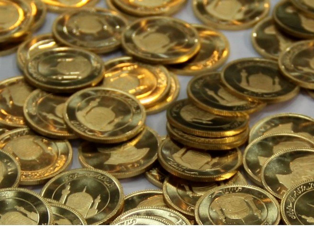قیمت سکه امروز چند؟ (۱۴۰۰/۳/۱۸)