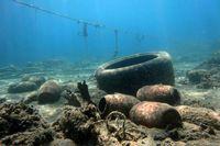 زبالههای دریایی به روایت تصویر