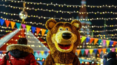 کریسمس در مسکو