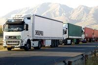 محدودیت ترانزیت کامیونهای ایرانی در ازبکستان لغو شد