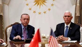 توافق ترکیه و آمریکا بر سر توقف جنگ در سوریه