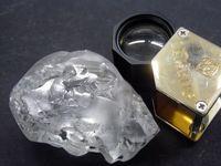 کشف الماس ۱۸ میلیون دلاری +عکس