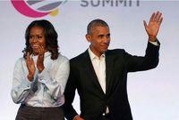 اوباما و همسرش پول پارو میکنند!
