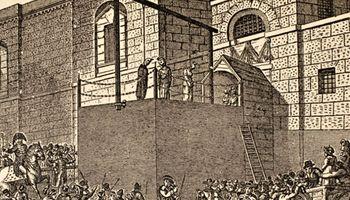 مورد عجیب مجازات خودکشی در قرن نوزدهم میلادی!