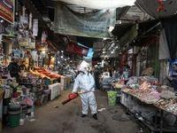 قانون منع آمد و شد شبانه در کویت برای مقابله با کرونا
