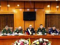 مذاکرات نظامی روسها در تهران