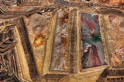 معدنهایی به زیبایی تابلوی نقاشی +تصاویر