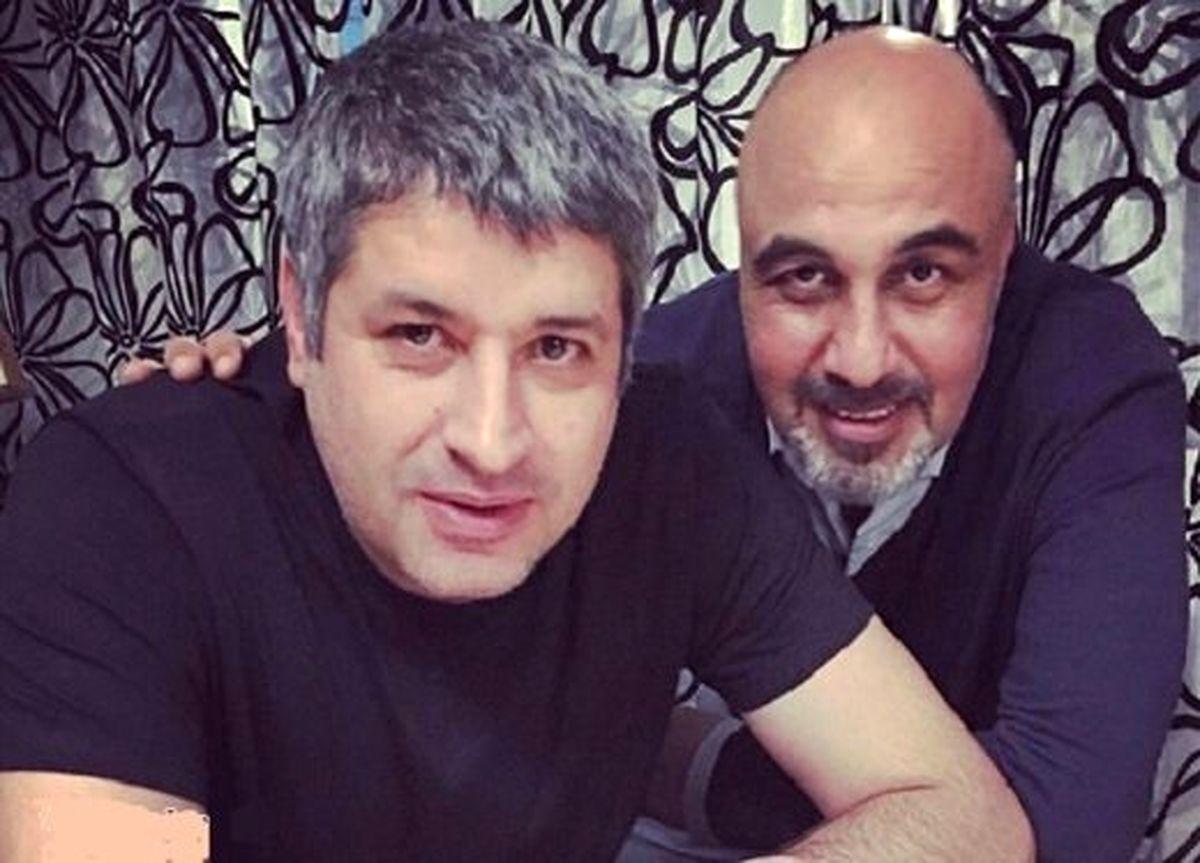 رضا عطاران، اینبار برای خارجیها بازی میکند +عکس
